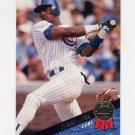 1993 Leaf Baseball #070 Sammy Sosa - Chicago Cubs