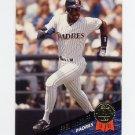 1993 Leaf Baseball #046 Fred McGriff - San Diego Padres