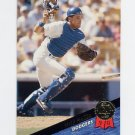 1993 Leaf Baseball #035 Mike Piazza - Los Angeles Dodgers