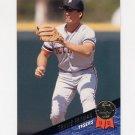 1993 Leaf Baseball #016 Travis Fryman - Detroit Tigers