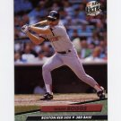 1992 Ultra Baseball #311 Wade Boggs - Boston Red Sox