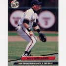 1992 Ultra Baseball #296 Matt Williams - San Francisco Giants