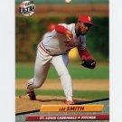 1992 Ultra Baseball #270 Lee Smith - St. Louis Cardinals