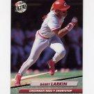 1992 Ultra Baseball #191 Barry Larkin - Cincinnati Reds