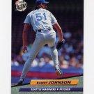 1992 Ultra Baseball #125 Randy Johnson - Seattle Mariners