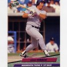 1992 Ultra Baseball #092 Kent Hrbek - Minnesota Twins