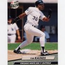 1992 Ultra Baseball #043 Tim Raines - Chicago White Sox