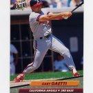 1992 Ultra Baseball #026 Gary Gaetti - California Angels