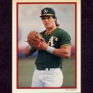 1990 Topps Baseball Glossy Send-Ins #31 Jose Canseco - Oakland A's