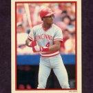 1990 Topps Baseball Glossy Send-Ins #25 Eric Davis - Cincinnati Reds