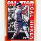 1990 Topps Baseball #388 Cal Ripken AS - Baltimore Orioles NM-M
