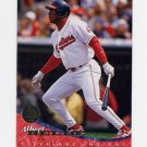 1994 Leaf Baseball #251 Albert Belle - Cleveland Indians