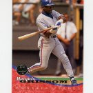 1994 Leaf Baseball #174 Marquis Grissom - Montreal Expos
