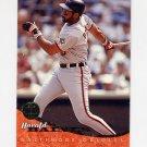 1994 Leaf Baseball #084 Harold Baines - Baltimore Orioles