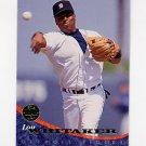 1994 Leaf Baseball #080 Lou Whitaker - Detroit Tigers