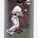 1997 Leaf Baseball #181 Marvin Benard - San Francisco Giants