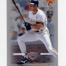 1997 Leaf Baseball #134 Al Martin - Pittsburgh Pirates