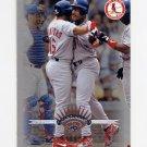 1997 Leaf Baseball #116 Brian Jordan - St. Louis Cardinals