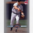1997 Leaf Baseball #112 Robby Thompson - Cleveland Indians