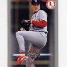 1997 Leaf Baseball #104 Alan Benes - St. Louis Cardinals