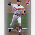 1997 Leaf Baseball #076 Orel Hershiser - Cleveland Indians