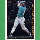 1995 Topps Baseball League Leaders #LL31 Ken Griffey Jr. - Seattle Mariners