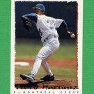 1995 Topps Baseball #622 Pedro Martinez - Montreal Expos
