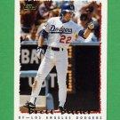 1995 Topps Baseball #610 Brett Butler - Los Angeles Dodgers