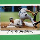 1995 Topps Baseball #598 Ozzie Guillen - Chicago White Sox