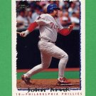 1995 Topps Baseball #572 John Kruk - Philadelphia Phillies