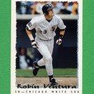 1995 Topps Baseball #479 Robin Ventura - Chicago White Sox
