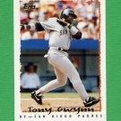 1995 Topps Baseball #431 Tony Gwynn - San Diego Padres