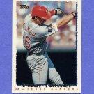 1995 Topps Baseball #365 Dean Palmer - Texas Rangers