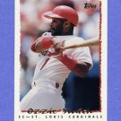 1995 Topps Baseball #347 Ozzie Smith - St. Louis Cardinals