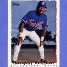 1995 Topps Baseball #315 Marquis Grissom - Montreal Expos