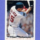 1995 Topps Baseball #200 Tim Salmon - California Angels