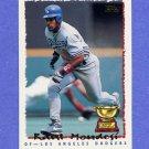 1995 Topps Baseball #180 Raul Mondesi - Los Angeles Dodgers