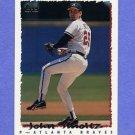 1995 Topps Baseball #145 John Smoltz - Atlanta Braves