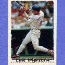 1995 Topps Baseball #120 Len Dykstra - Philadelphia Phillies