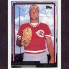 1992 Topps Gold Baseball #744 Chris Hammond - Cincinnati Reds