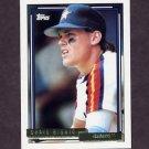 1992 Topps Gold Baseball #715 Craig Biggio - Houston Astros