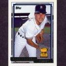 1992 Topps Gold Baseball #537 Mark Leiter - Detroit Tigers