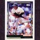 1992 Topps Gold Baseball #503 Pascual Perez - New York Yankees