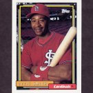 1992 Topps Baseball #760 Ozzie Smith - St. Louis Cardinals