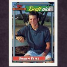 1992 Topps Baseball #624 Shawn Estes RC - Seattle Mariners