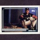 1992 Topps Baseball #555 Frank Thomas - Chicago White Sox