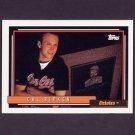 1992 Topps Baseball #040 Cal Ripken - Baltimore Orioles