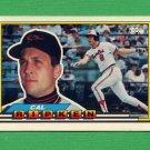 1989 Topps BIG Baseball #286 Cal Ripken - Baltimore Orioles