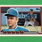 1989 Topps BIG Baseball #189 Mark Grace - Chicago Cubs
