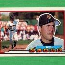 1989 Topps BIG Baseball #146 Will Clark - San Francisco Giants